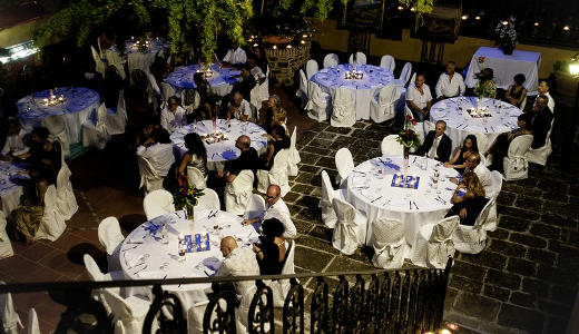 Events and meetings at Villa Poggio Bartoli